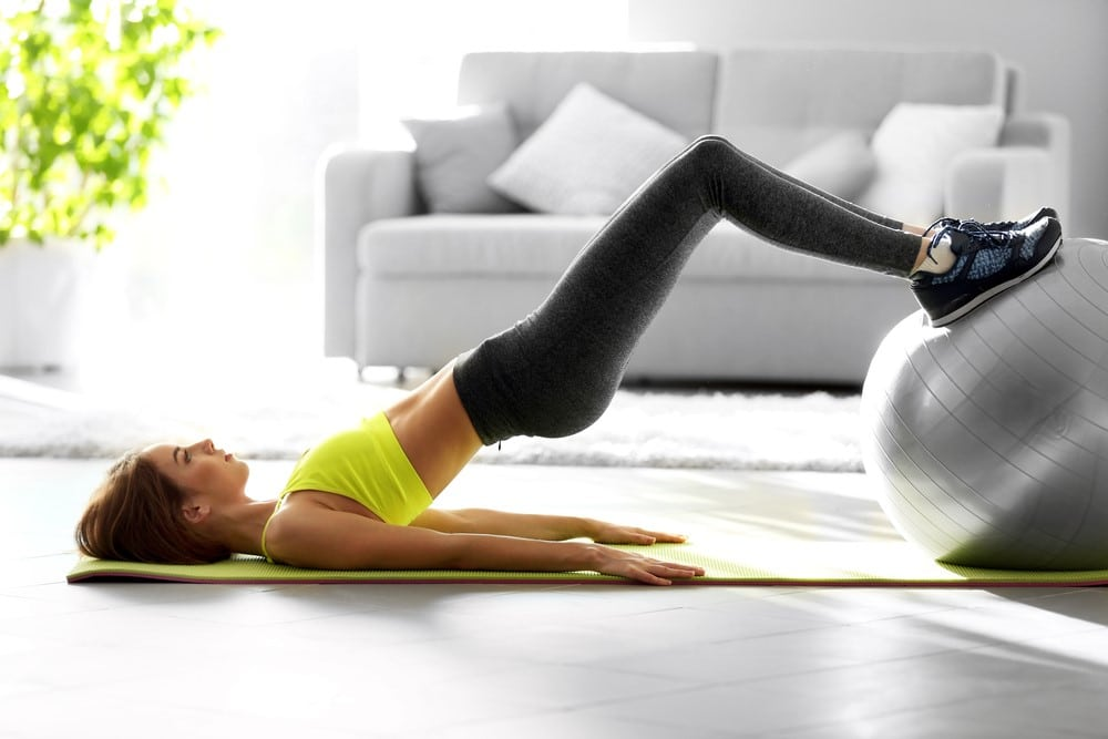 The Best Yoga Ball Available in the Market