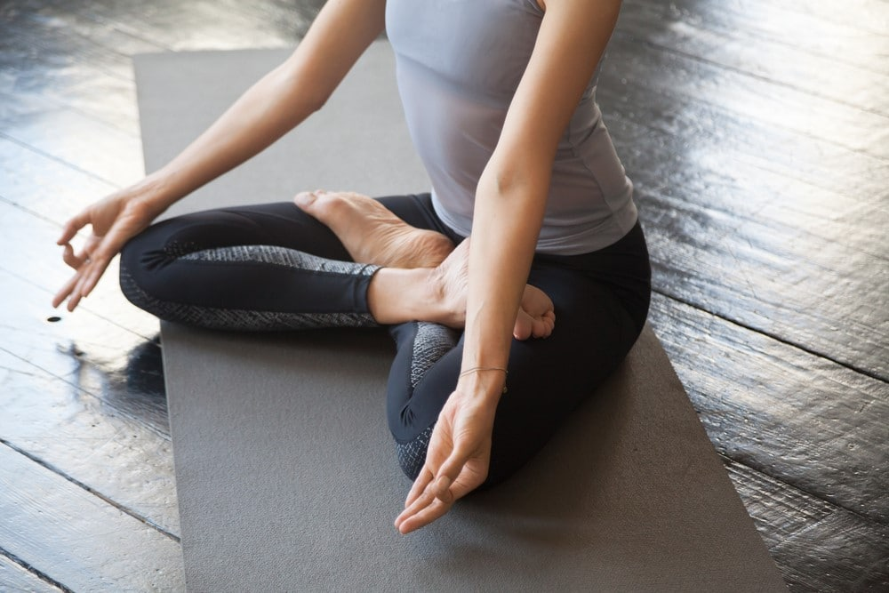 The Best Yoga Mat for Hot Yoga (Reviews & Buying Guide)
