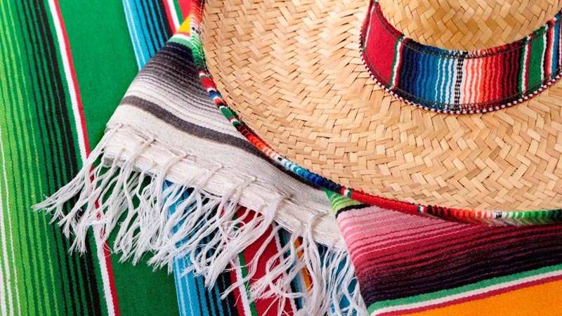 best yoga mexican blankets